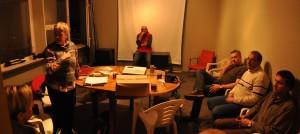 Zebranie oddziałowe po prelekcji