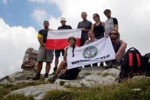 PTT Bielsko na Korabie - najwyższym szczycie Albanii i Macedonii