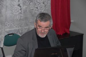 Józef Haduch - Prezes ZG PTT