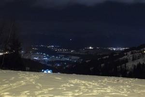 Widok z Gliczarowa