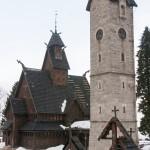 Vang Stavkirke w Karpaczu Górnym (fot. M. Myśliwiec)