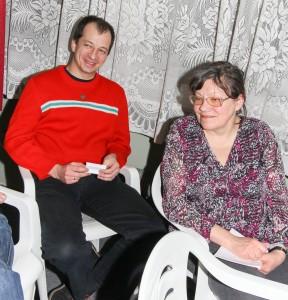 Walne 2014 - Paweł Rumian i Antonina Sebesta (fot. M. Kolonko)