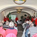 Uroczystość 90 lecia PTT w Bielsku-Białej - rozpoczęcie