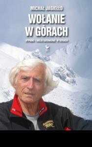 Okładka znanej książki Michała Jagiełły.