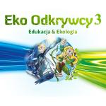 """Logo projektu """"Eko Odkrywcy"""". Kliknij aby wejść na stronę do głosowania."""