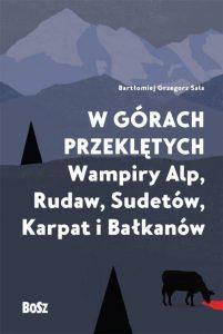 Okładka najnowszej książki autorstwa Bartka Sali, członka PTT o/Kraków.
