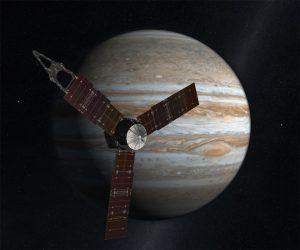 Misja sondy Juno do Jowisza.