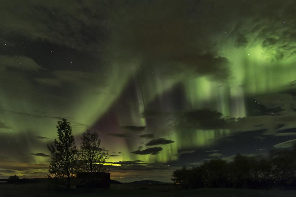 """A to jak najbardziej """"ziemski"""" widoczek - jeśli ktoś chce jechać na obserwacje zorzy polarnej do Islandii, najtaniej i najbardziej kompetentnie zrobi to z PTMA - Polskim Towarzystwem Miłośników Astronomii. Zapraszam na stronę http://krakow.ptma.pl"""