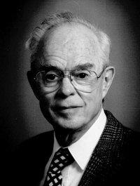Dr Eugene Parker, urodzony w 1927, na cześć którego nazwano sondę do Słońca.