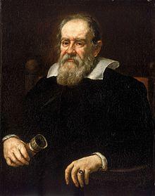 Galileusz (Galileo Galilei), 1564-1642, jeden z najznamienitszych astronomów wszechczasów.
